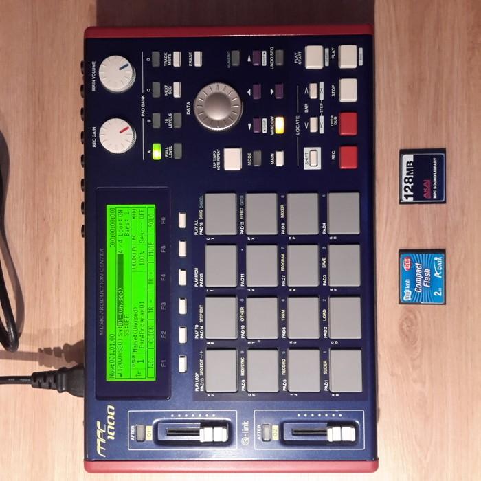 Akai MPC1000 (72400)