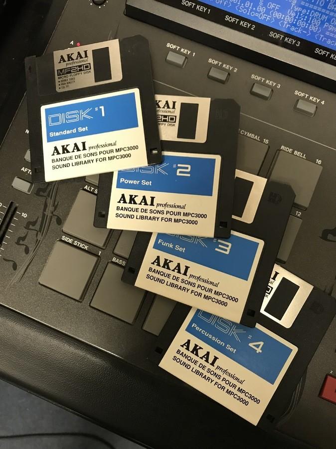 Akai MPC3000 (66348)