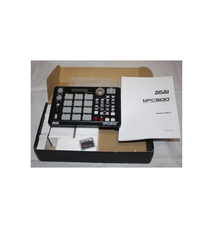 akai mpc500 station de production musicale occasion