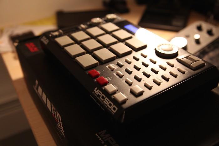 Akai MPC500 (64040)