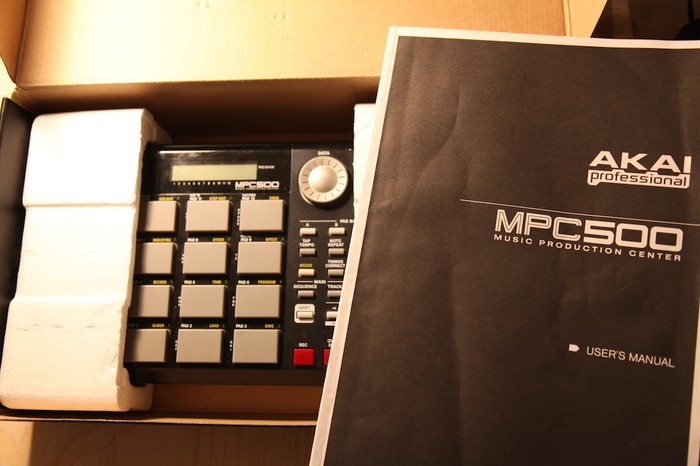 Akai MPC500 (52118)