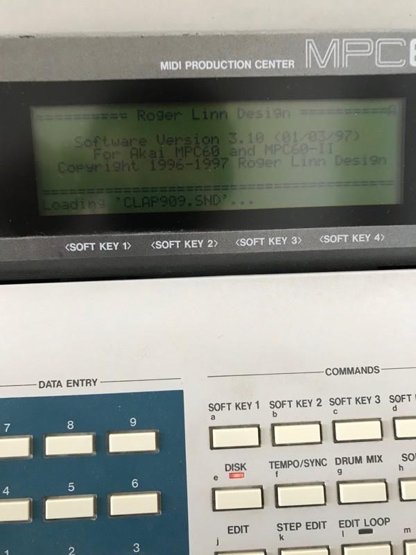 Akai MPC60 (90703)