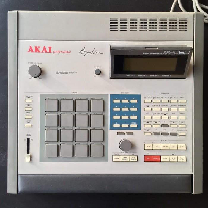 Akai MPC60 (52629)