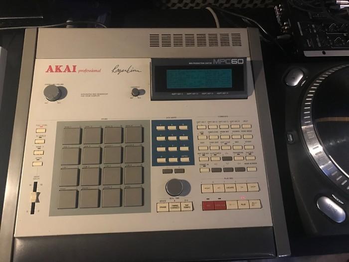 Akai MPC60 (86235)