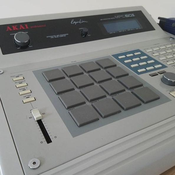 Akai MPC60 MkII  (48761)