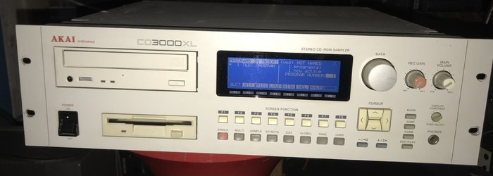 Akai Professional CD3000XL