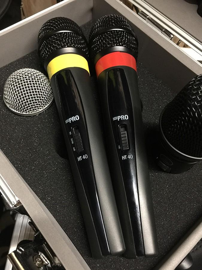 AKG WMS 40 Mini Vocal Set  (18096)