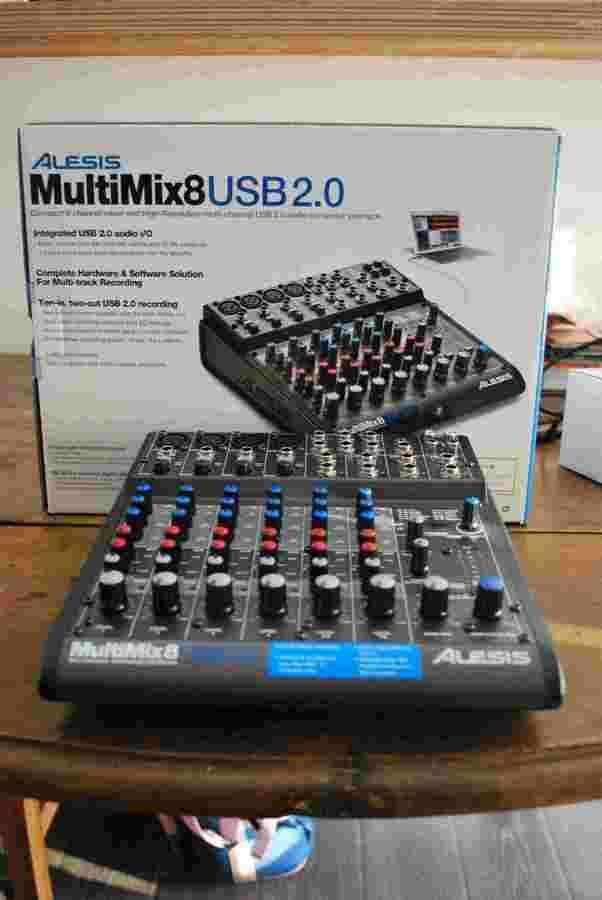 Alesis Multimix 8 Driver
