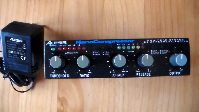 Alesis NanoCompressor (26198)