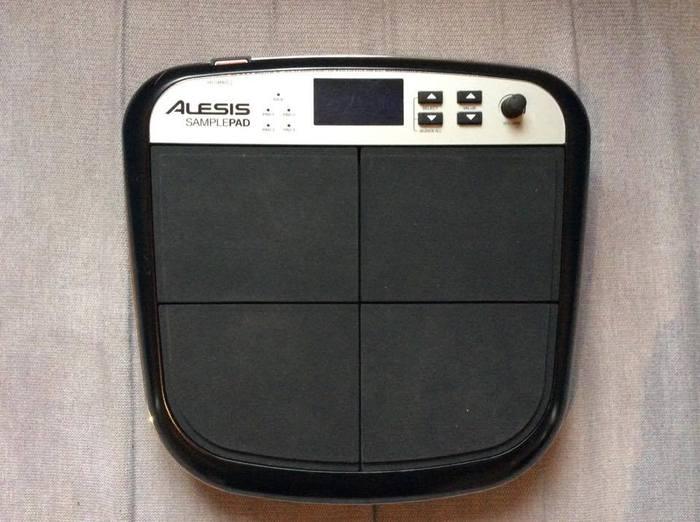 Alesis SamplePad elpepito images