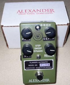 Alexander Pedals F.13 Flanger (86769)