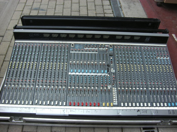 Allen And Heath Gl 3200 Manual