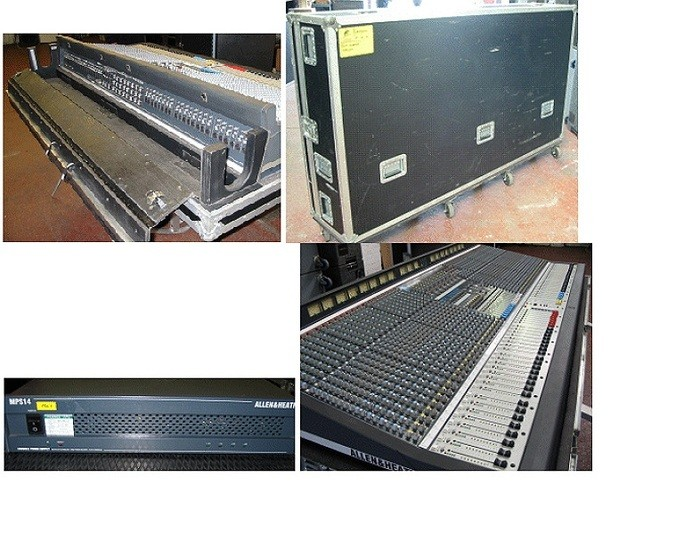 Allen & Heath ML5000-48 (46093)