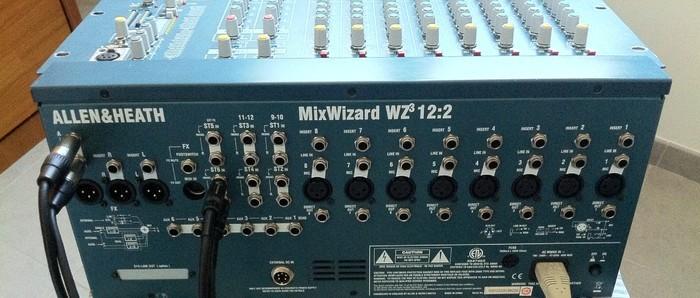 Allen & Heath WZ3-12-2DX