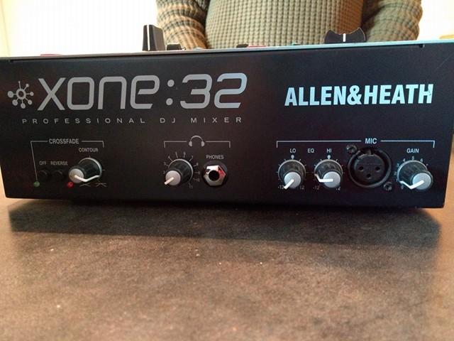 Allen & Heath Xone:32 (Old Design) (26819)