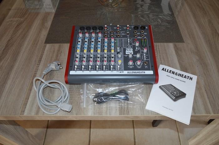 Allen & Heath ZED-10FX (95941)