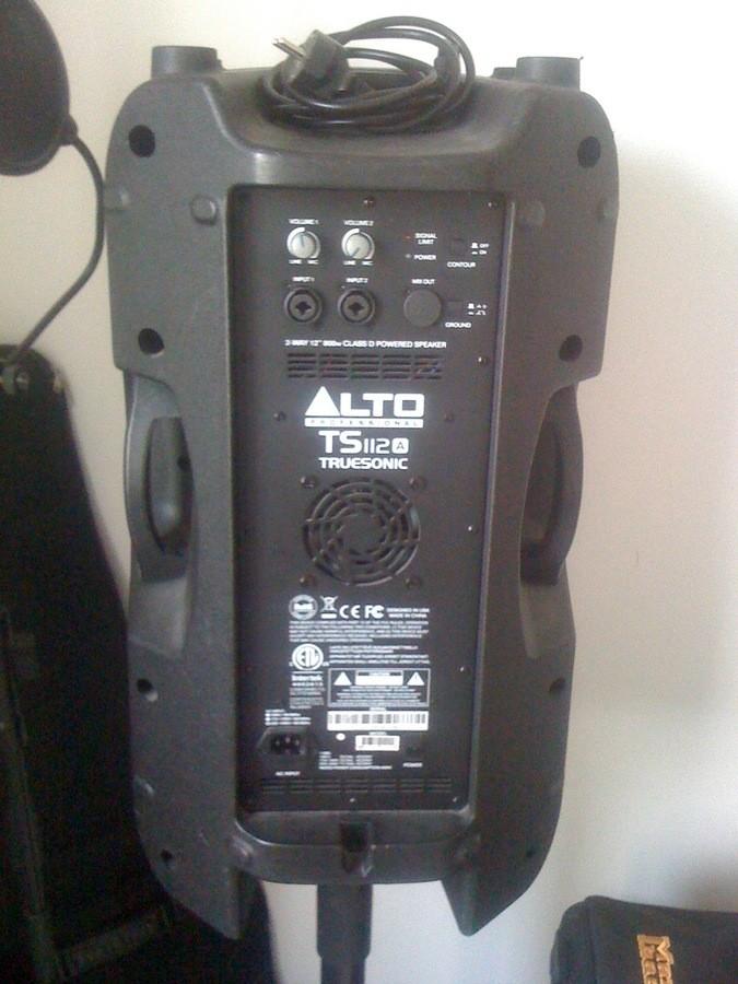 Alto Professional TS112A (87910)