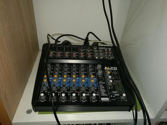 Alto Professional ZMX122FX (76509)