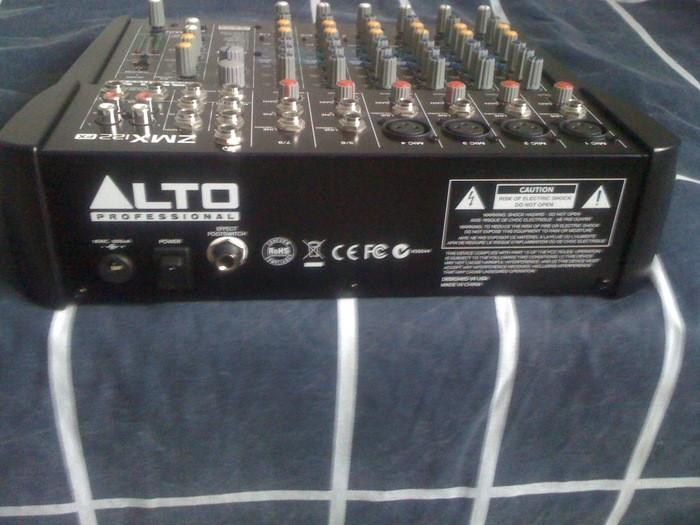 Alto Professional ZMX122FX (2612)