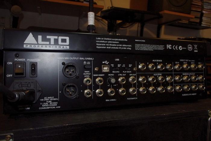 Alto Professional ZMX124FXU (22542)