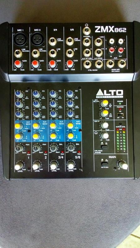 Alto Professional ZMX862 Régis_ images