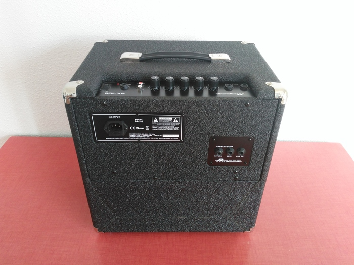 Ampeg BA-108 ricodahalvarez images