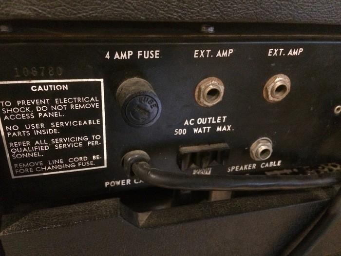 Ampeg BT-25 (60729)