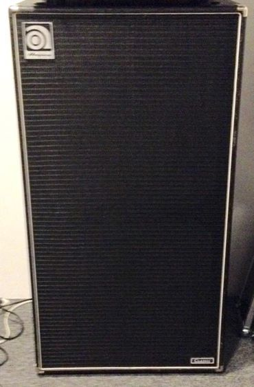 Ampeg SVT-810HP Ultra Toontlw images