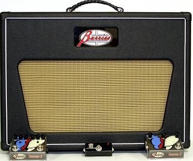 burris amp