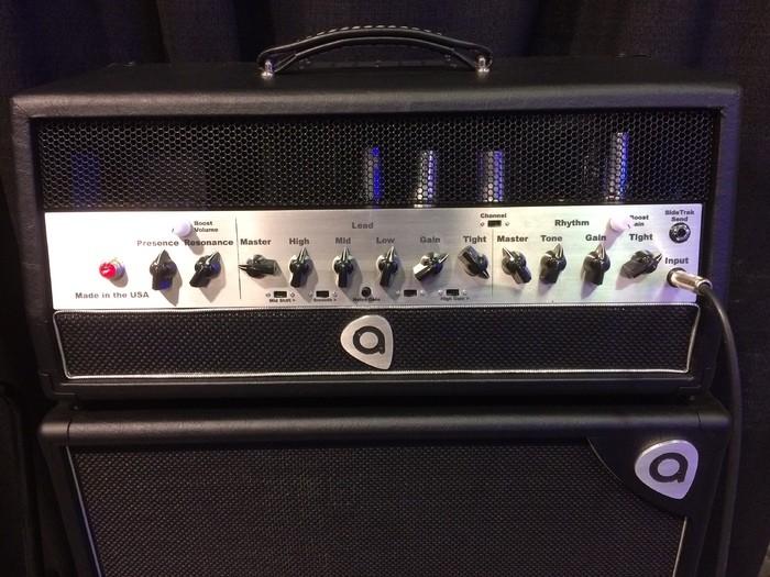 amp closeup