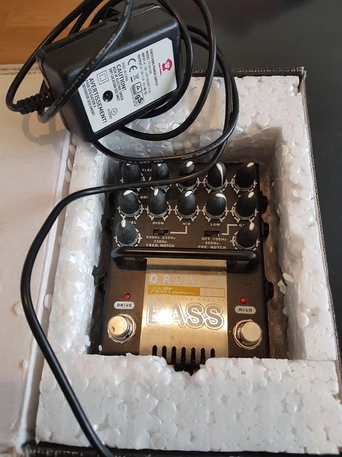 Amt Electronics BC-1 Bass Crunch (83611)