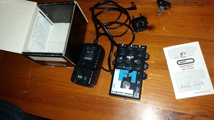 Amt Electronics F1 Fender Twin (82203)