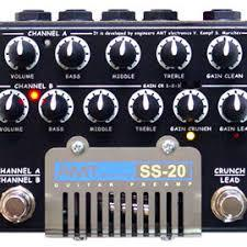 Amt Electronics SS-20 Guitar Preamp (14039)