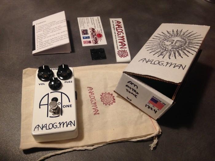 Analog Man AstroTone Fuzz (37363)