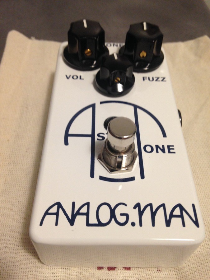 Analog Man AstroTone Fuzz (6822)