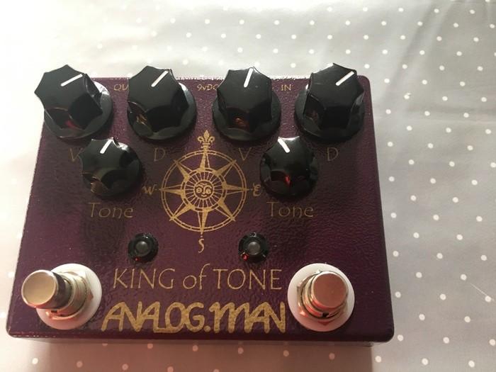 Analog Man King of Tone V4 (28463)