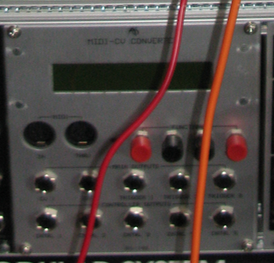 Analogue Systems RS-140 MIDI-CV CONVERTER Patchblocks images
