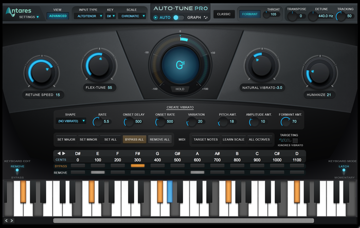 Auto Tune Pro Automatic Advanced