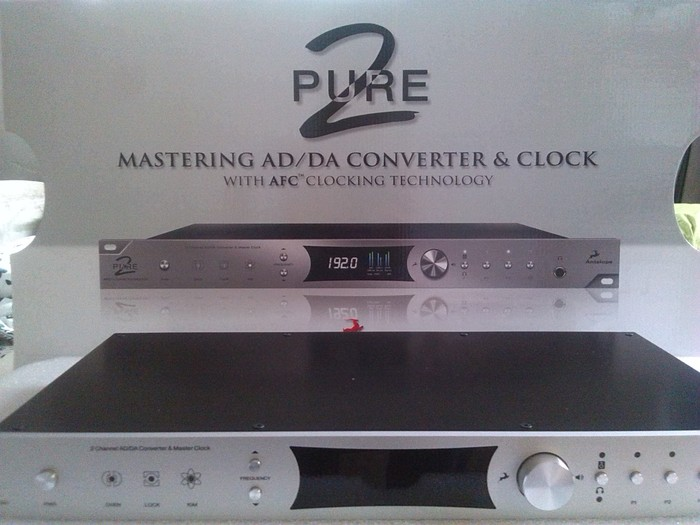 antelope audio pure 2 manual