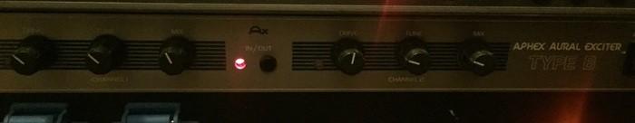 Aphex 104 Aural Exciter Type B (58137)