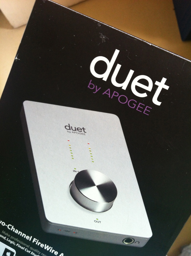 Apogee Duet TheWZRD images
