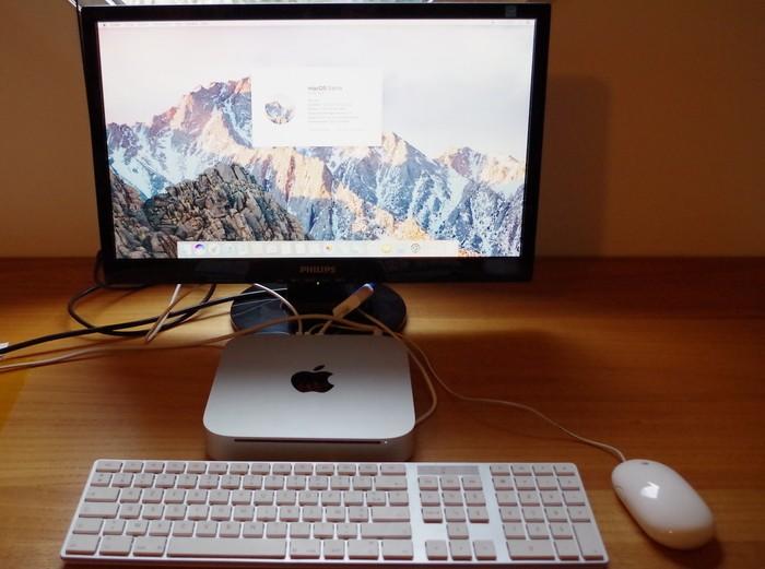 Apple Mac Mini 2010 2,4 GHz Core2Duo (23988)
