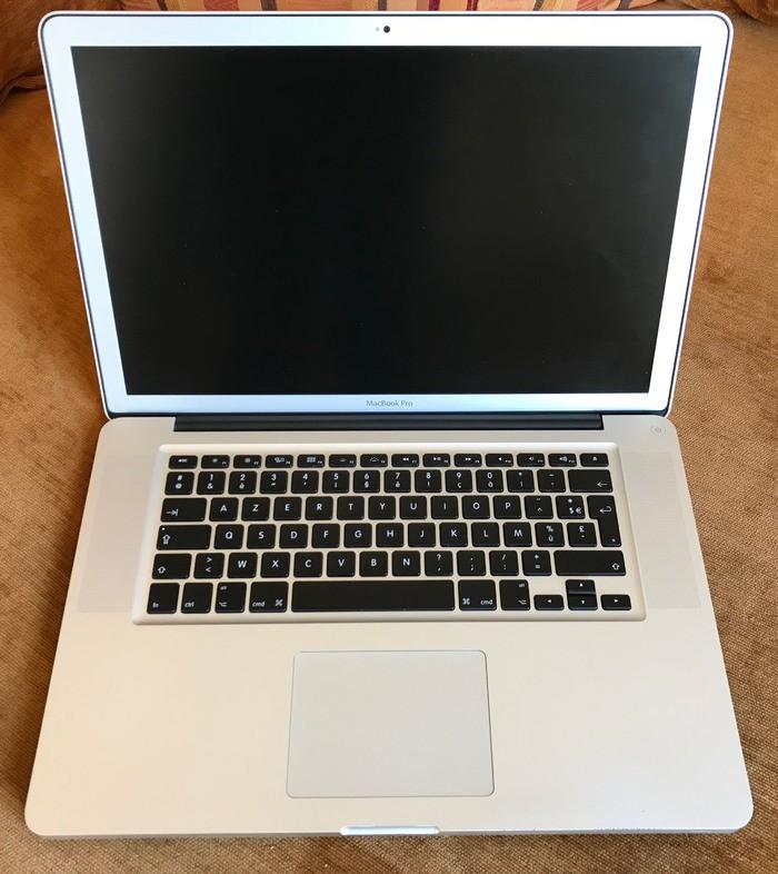 Apple MacBook Pro (15 pouces, mi-2012) (8718)