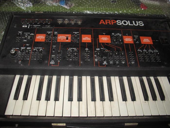ARP Solus agur63 images