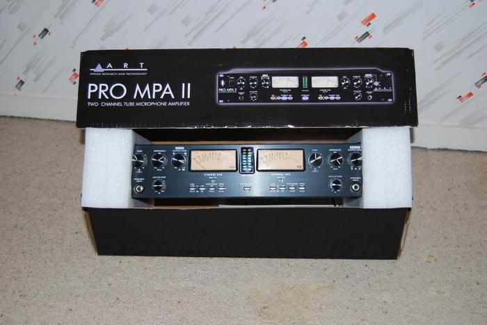 art pro mpa ii image 637873 audiofanzine. Black Bedroom Furniture Sets. Home Design Ideas