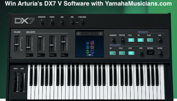 Arturia DX7 V collection (75081)