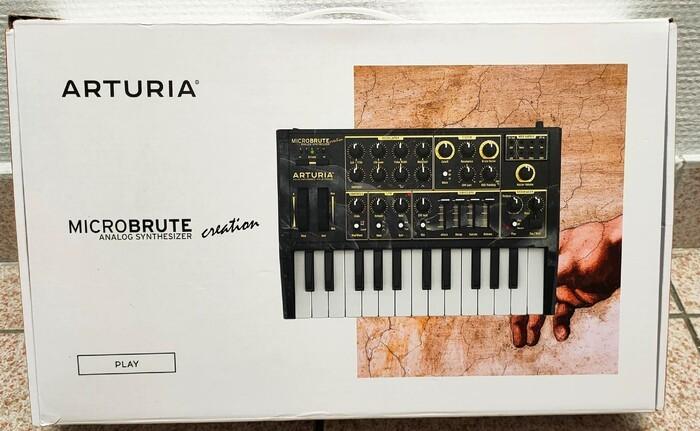 Arturia MicroBrute Creation