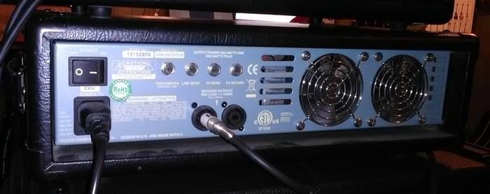 Ashdown ABM 500 EVO III Head (13249)