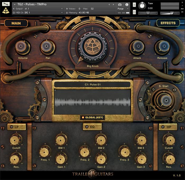 Audio Imperia Trailer Guitars II Banshee in Avalon images