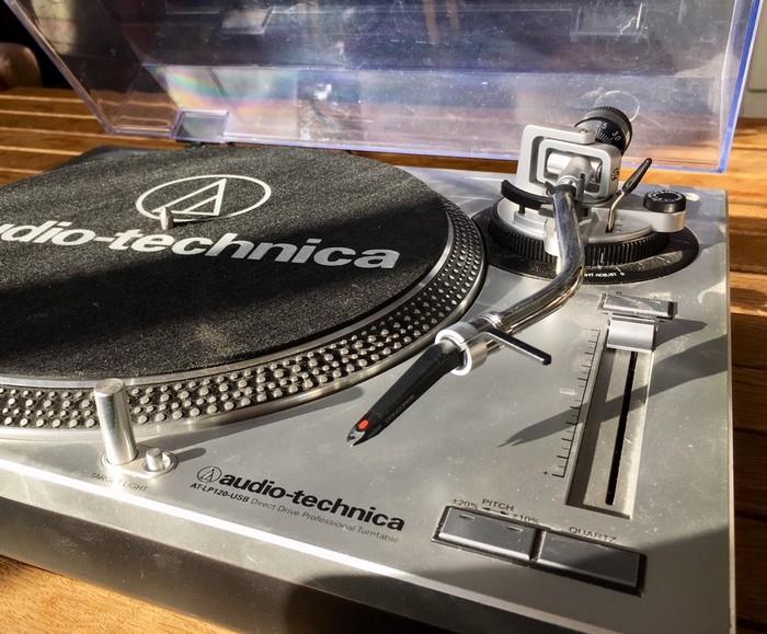 Audio-Technica AT-LP120-USB (77584)